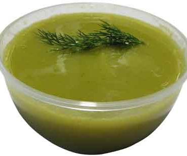 суп из шпината  330гр